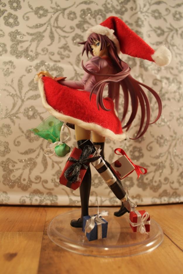 Merry Christmas, Araragi-kun Pseudo  Babsie