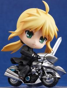 Nendoroid Saber  Zero Ver